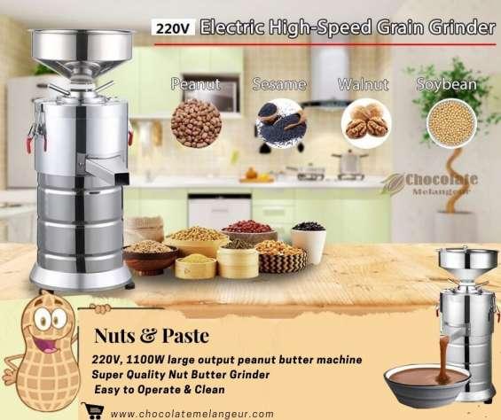 Offer sale on cocoa melanger   peanut butter grinder machine   shop online