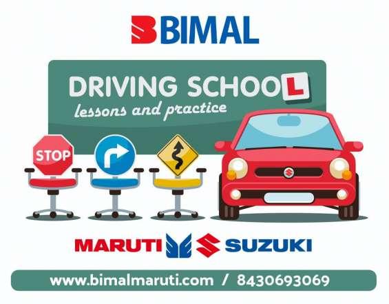 Bimal maruti - motor training school and driving schools in bangalore